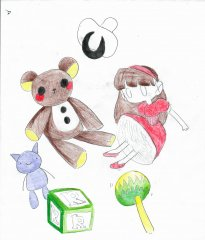 Mia Wang - Kids Hand Drawing - Liao Academy